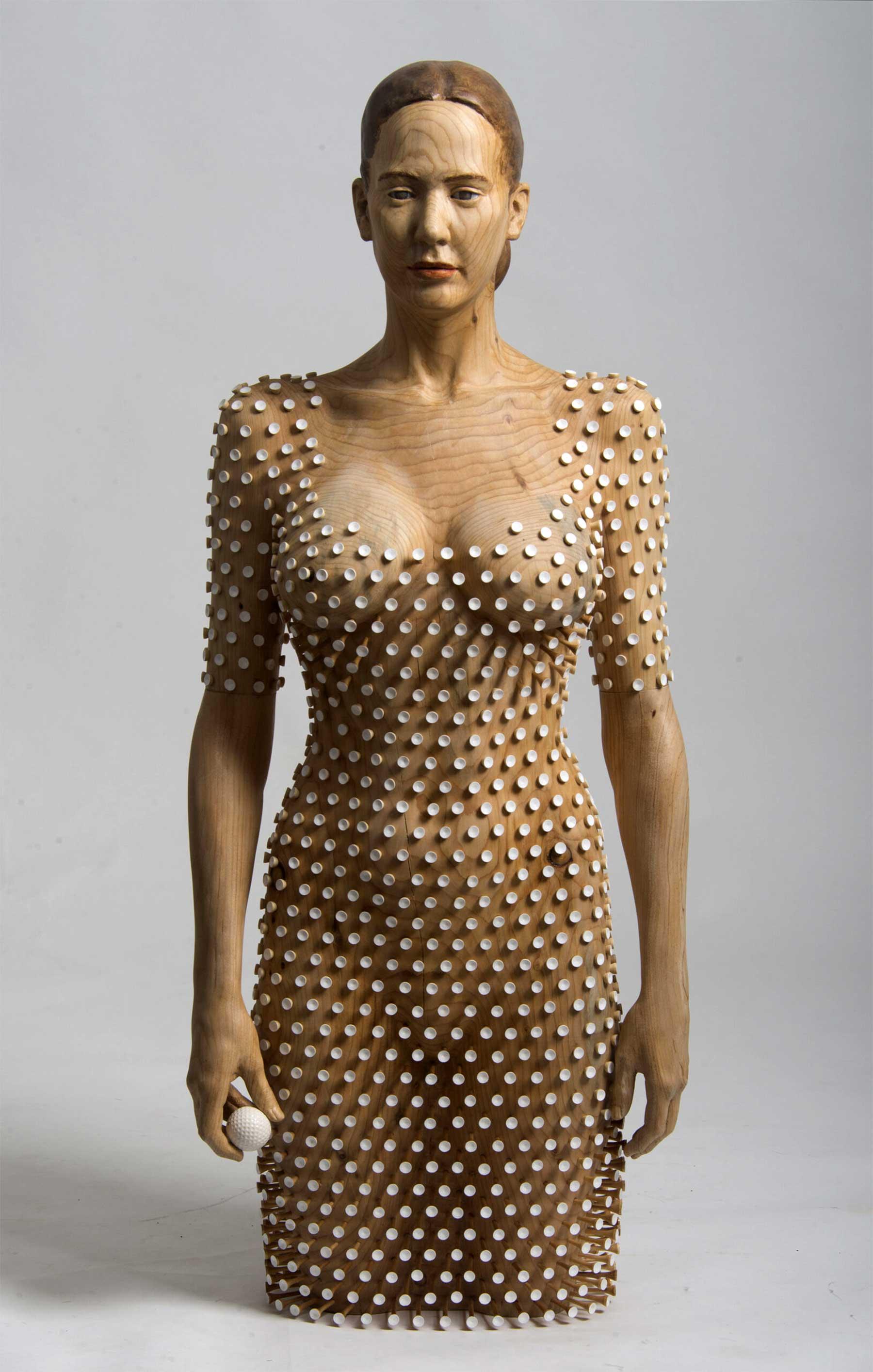 Verspielte Holz-Skulpturen von Efraïm Rodríguez Efraim-Rodriguez-skulpturen_02