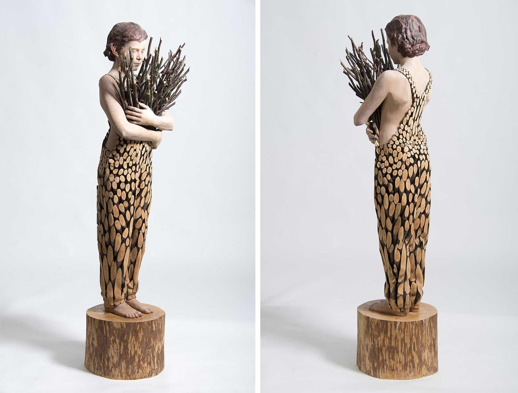 Verspielte Holz-Skulpturen von Efraïm Rodríguez Efraim-Rodriguez-skulpturen_03