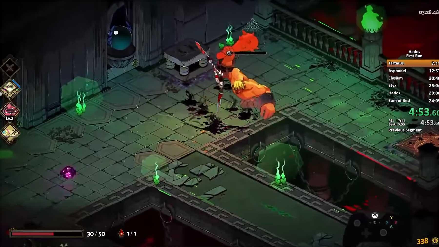 """""""Hades""""-Entwickler reagieren auf Speedrun zu ihrem Spiel"""