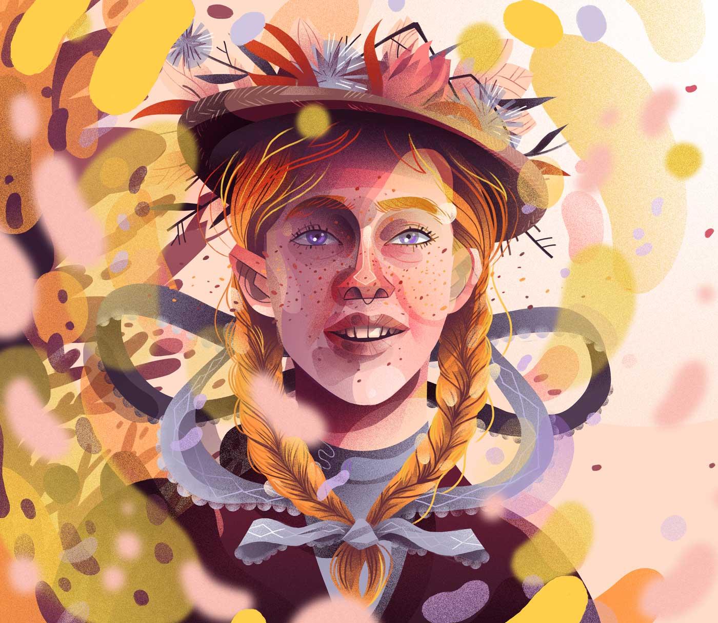 Neue Editorial-Illustrationen von Iza Dudzik Iza-Dudzik-illustration-2020_02