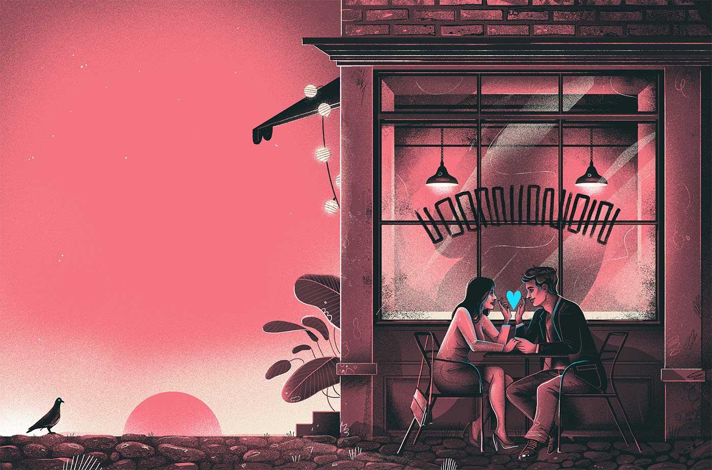 Neue Editorial-Illustrationen von Iza Dudzik Iza-Dudzik-illustration-2020_06