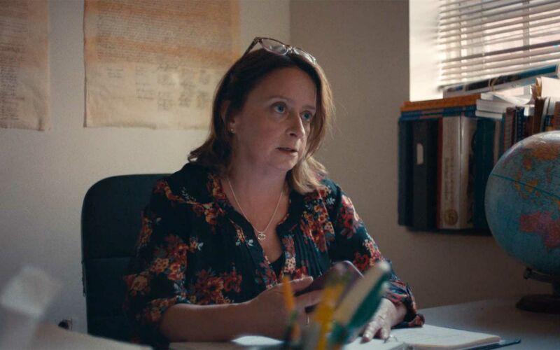 "Kurzfilm ""Marcy Learns Something New"""