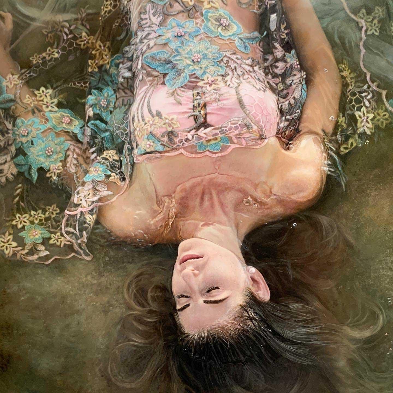 Hyperrealistische Malerei von Marissa Oosterlee Marissa-Oosterlee-malerei_03