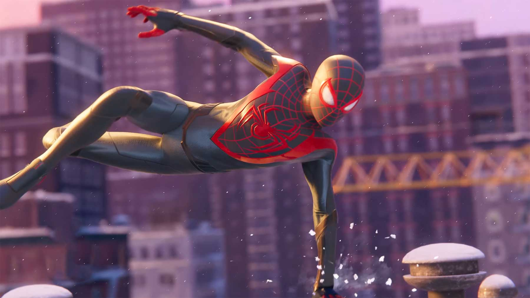 """Marvel's Spider-Man: Miles Morales"" - Launch Trailer Marvels-Spider-Man-Miles-Morales-Launch-Trailer"