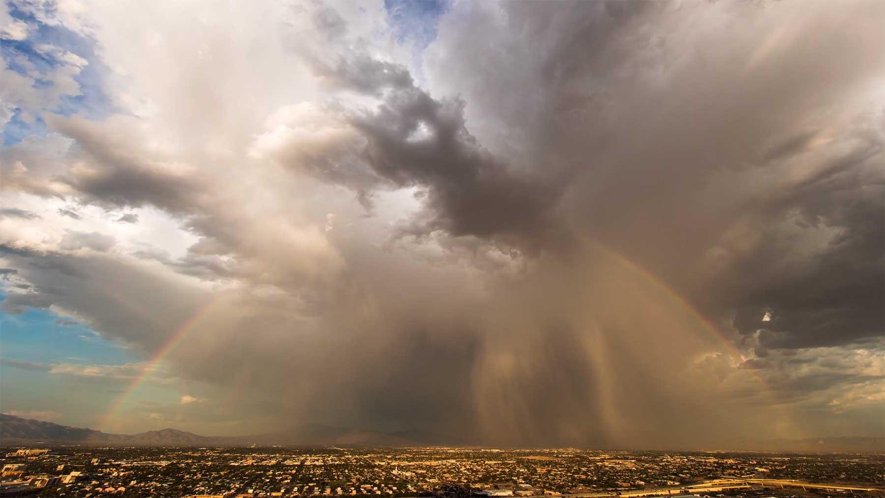 """Schöner Stürmen: """"Monsoon 6"""""""