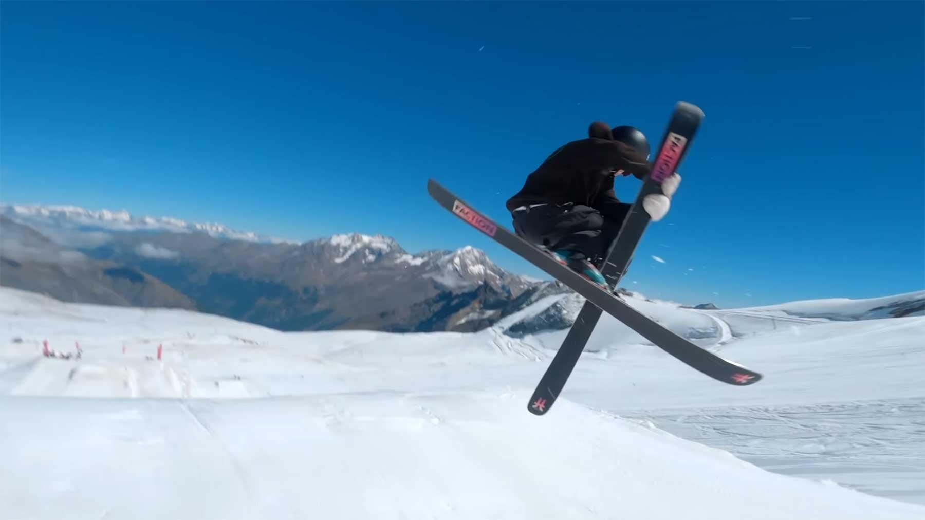 """Ski-Film """"SAAS FEE"""""""
