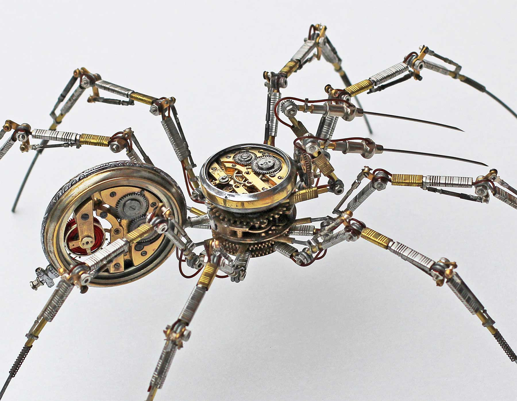 Steampunk Spiders von Peter Szucsy Steampunk-Spiders-Peter-Szucsy_03