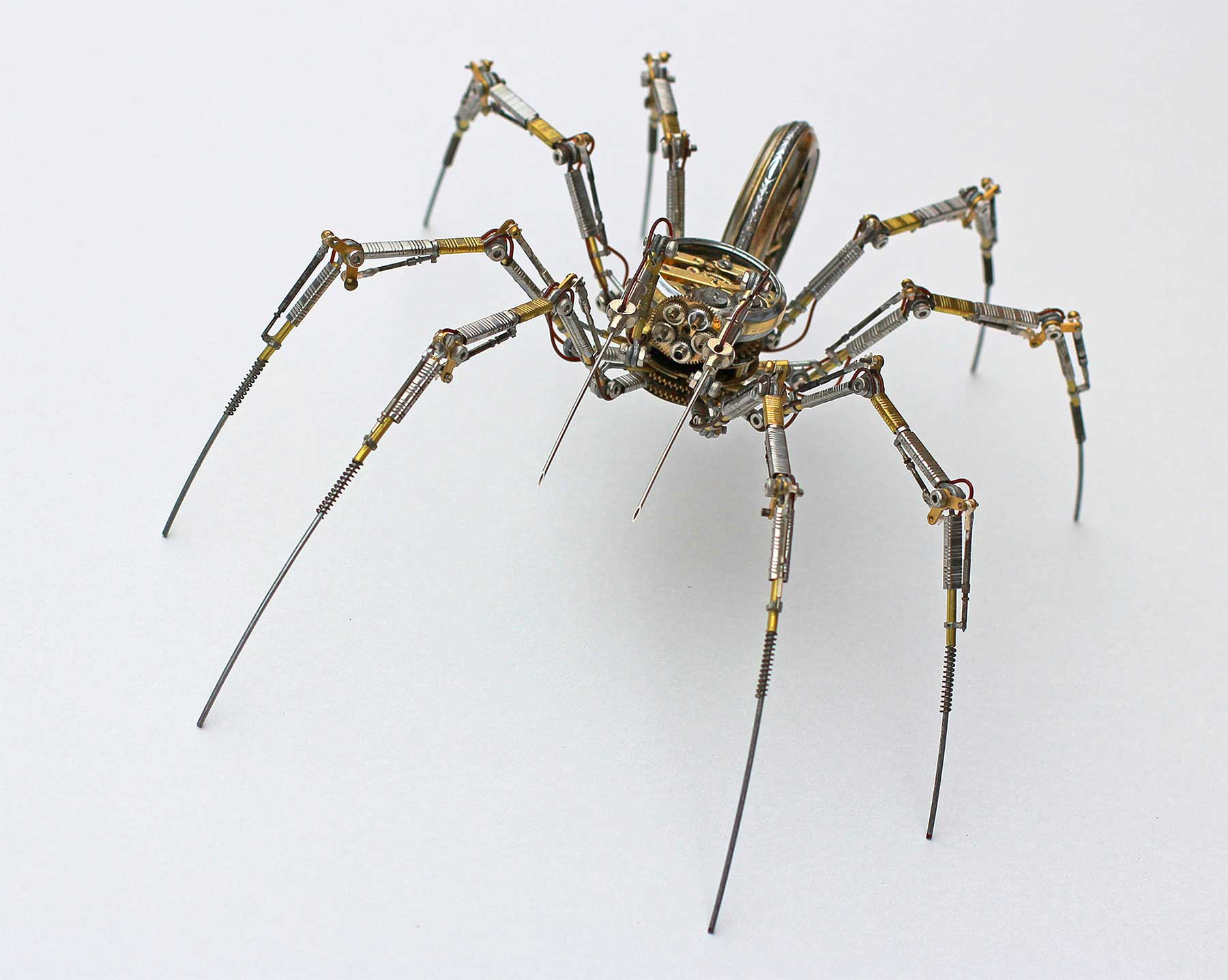 Steampunk Spiders von Peter Szucsy Steampunk-Spiders-Peter-Szucsy_04