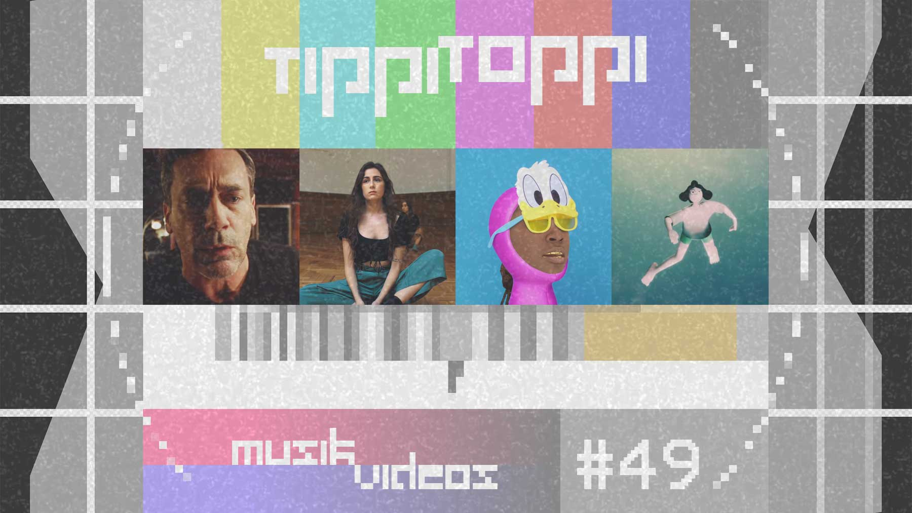 Tippi Toppi Musikvideos Vol. 49