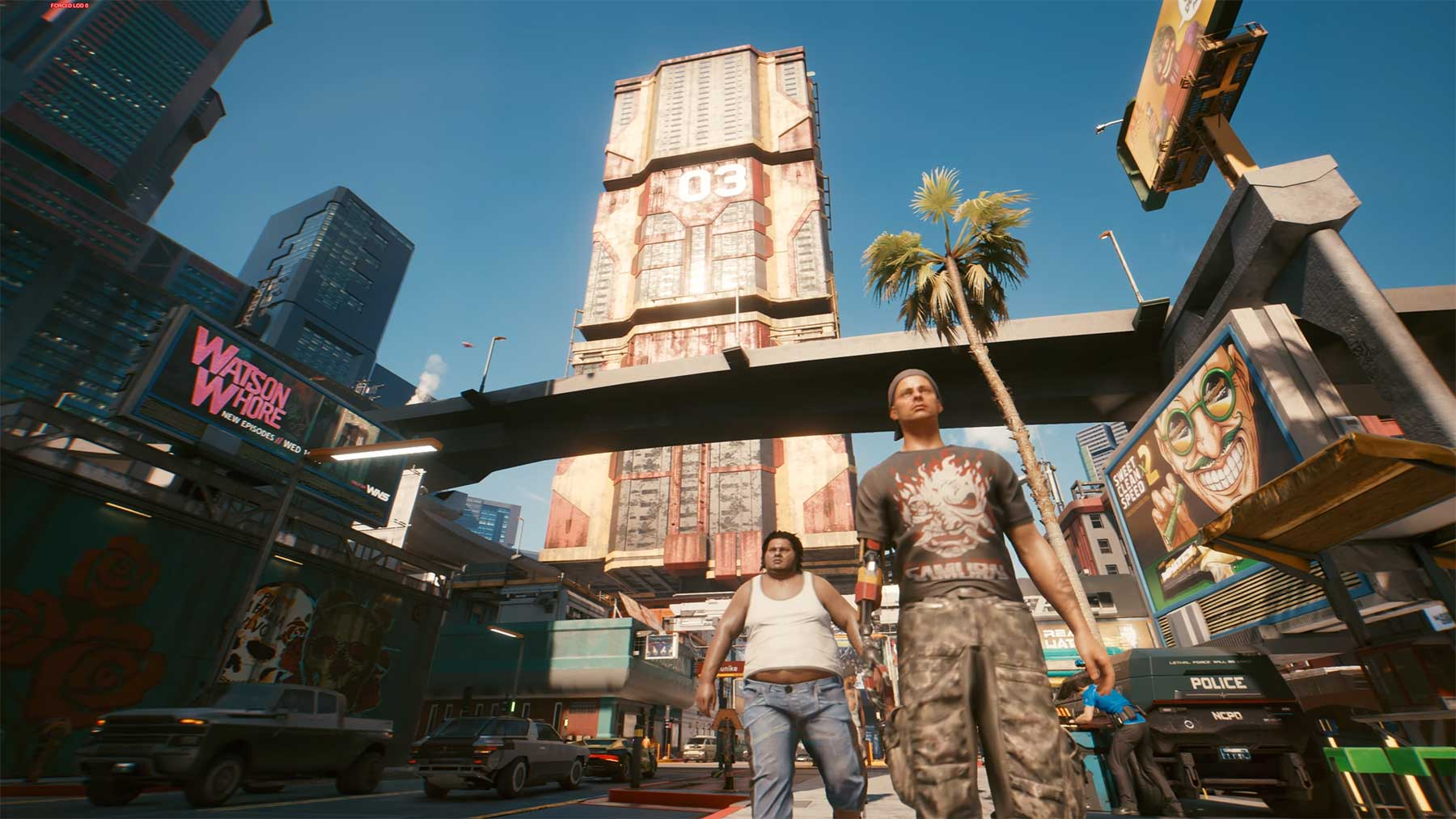 "Neuer Gameplay Trailer zu ""Cyberpunk 2077"""