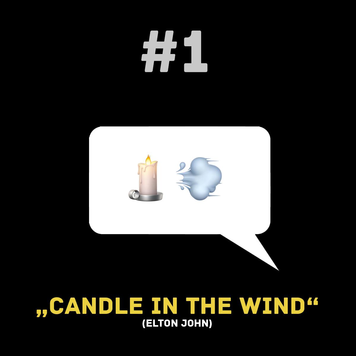 Songtitel in Emojis dargestellt emojibands_01b
