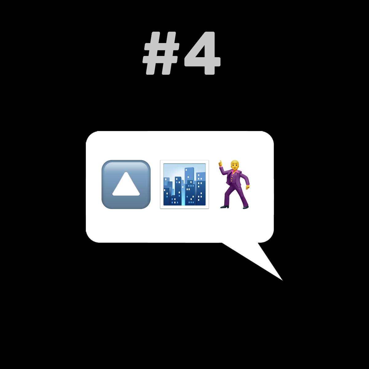 Songtitel in Emojis dargestellt emojibands_04