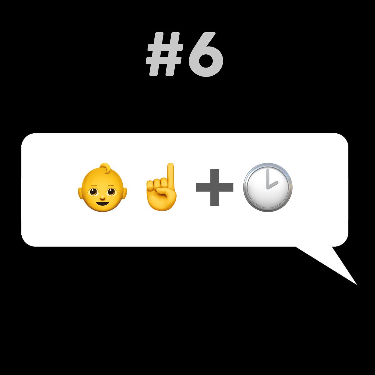 Songtitel in Emojis dargestellt emojibands_06