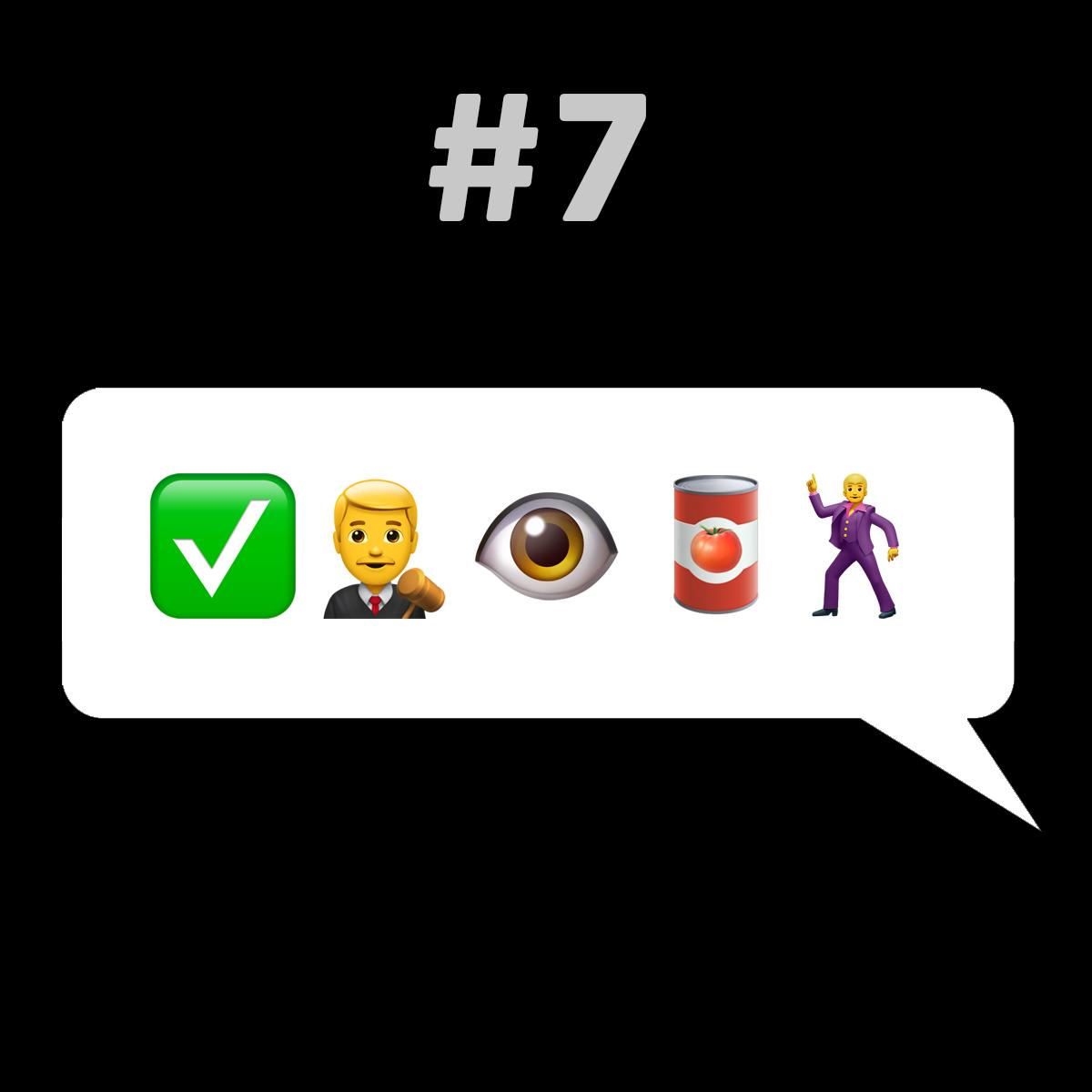 Songtitel in Emojis dargestellt emojibands_07