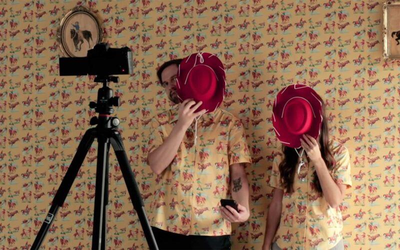 4 Fotografen im Wettkampf um das beste Selbstportrait