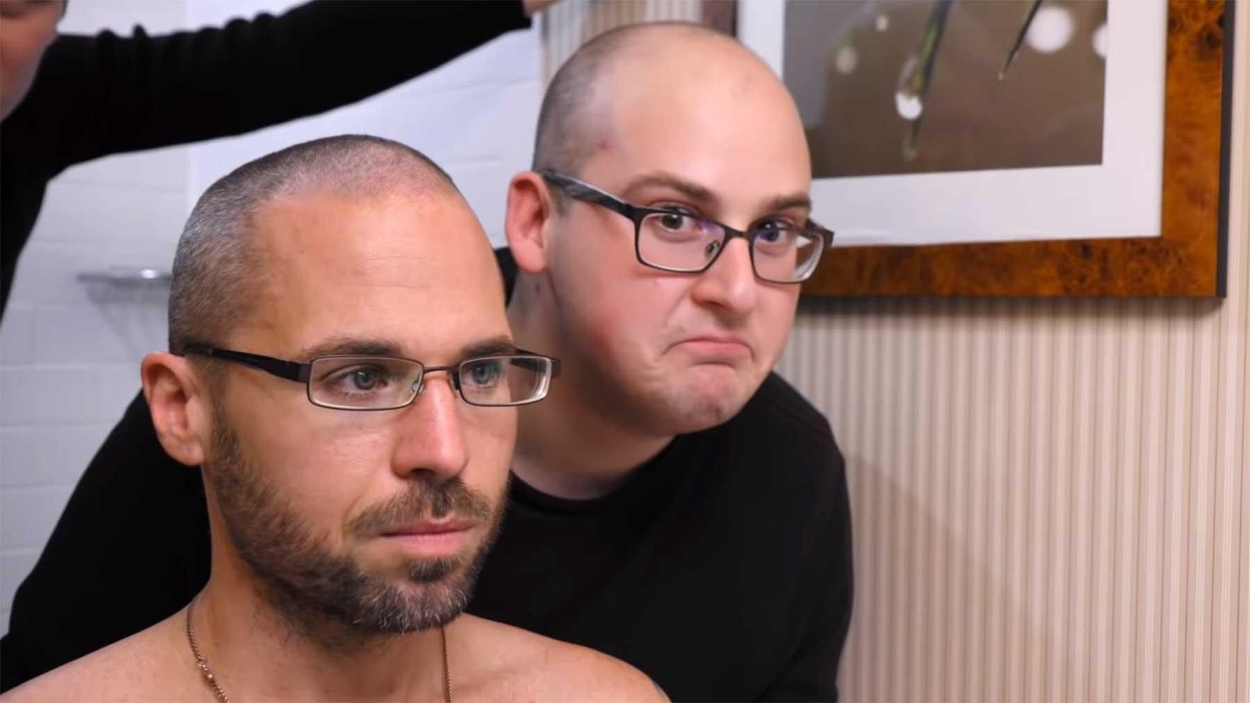 Besser aussehenden Doppelgänger von sich zum Klassentreffen schicken