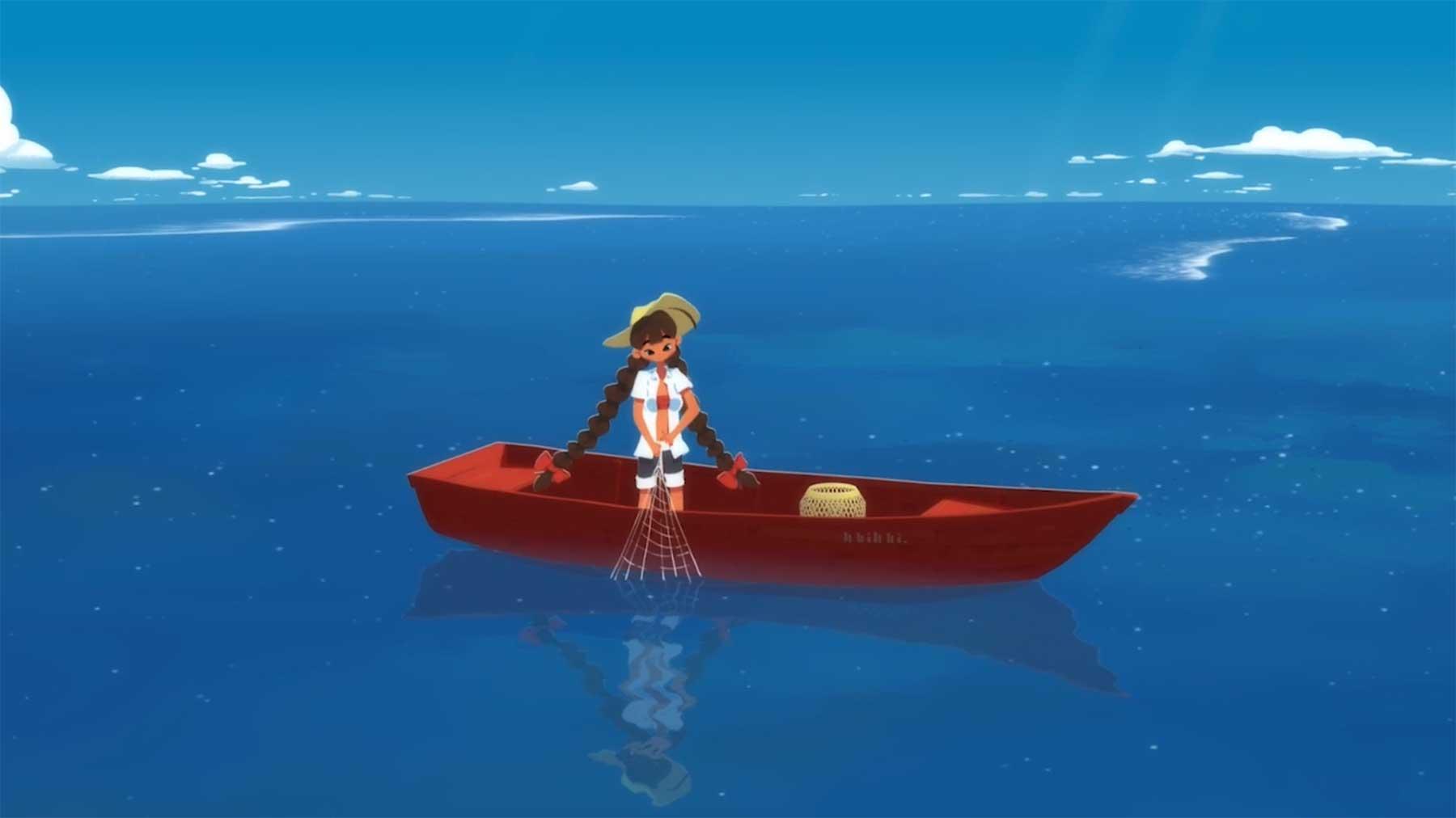 """Animierter Kurzfilm: """"Her Boat"""""""