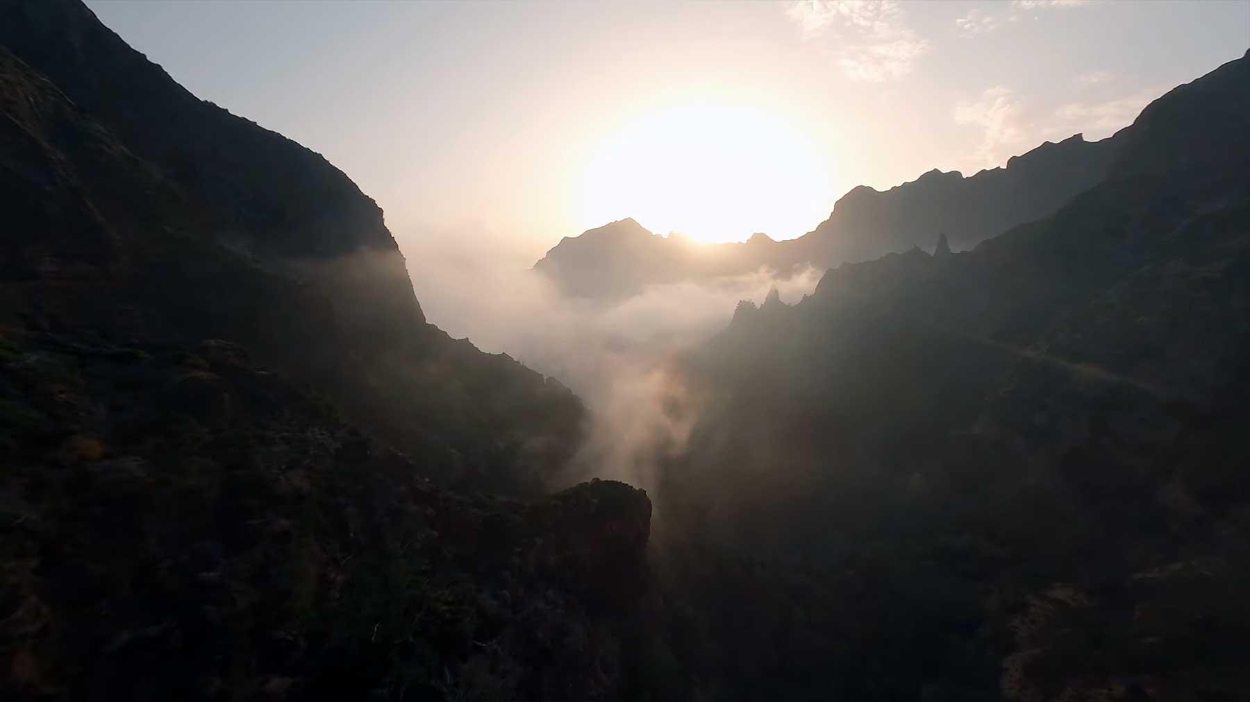 """Geniale Drohnen-Aufnahmen von """"Madeira"""" madeira-drohnenaufnahmen"""