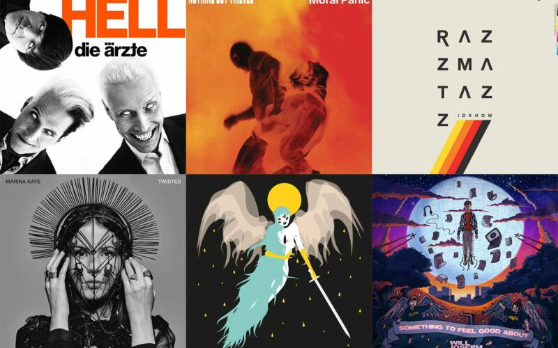 Kurzreviews: Neue Musikalben im November 2020