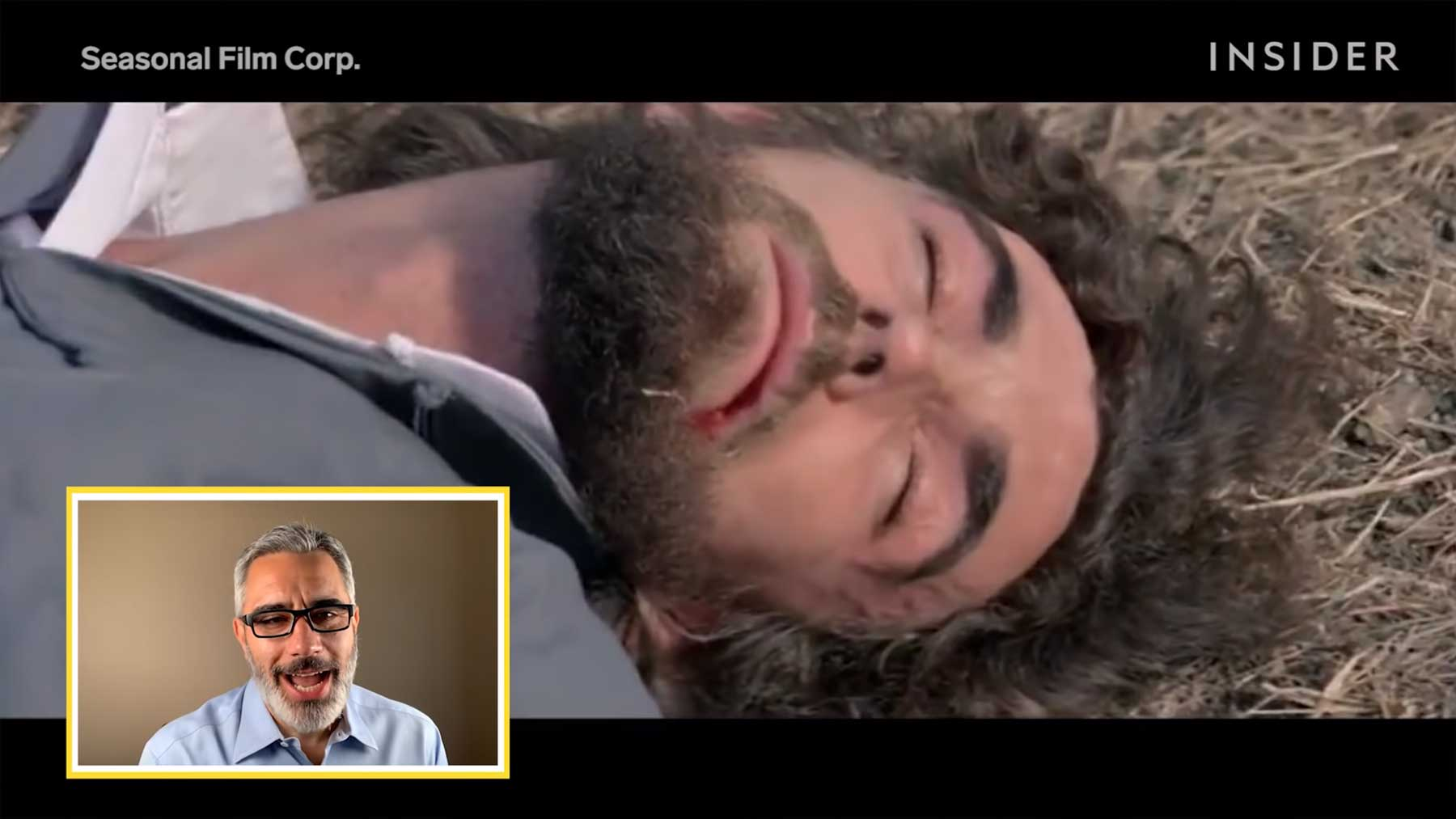 Schauspiel-Lehrer reagiert auf 17 Sterbeszenen aus Filmen