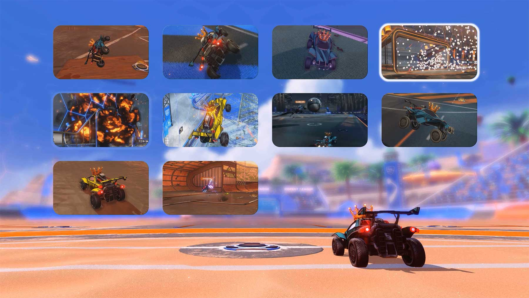 "Erratet die Schuss-Geschwindigkeiten von ""Rocket League""-Toren! rocket-league-guess-the-speed-2-quiz"
