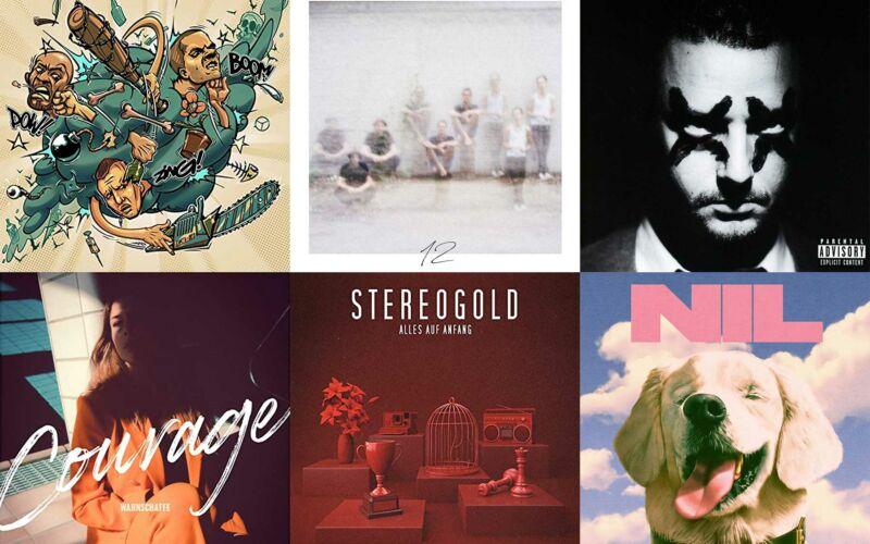 Kurzreviews: Neue Musikalben im Dezember 2020