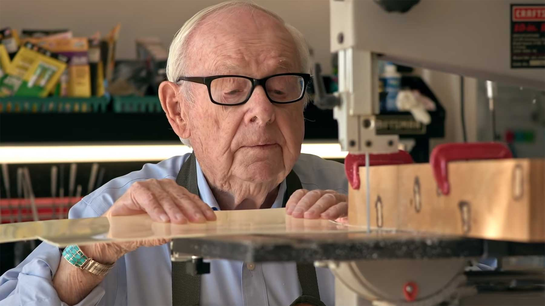 Eddy Goldfarb hat bereits über 800 Spielzeuge erfunden