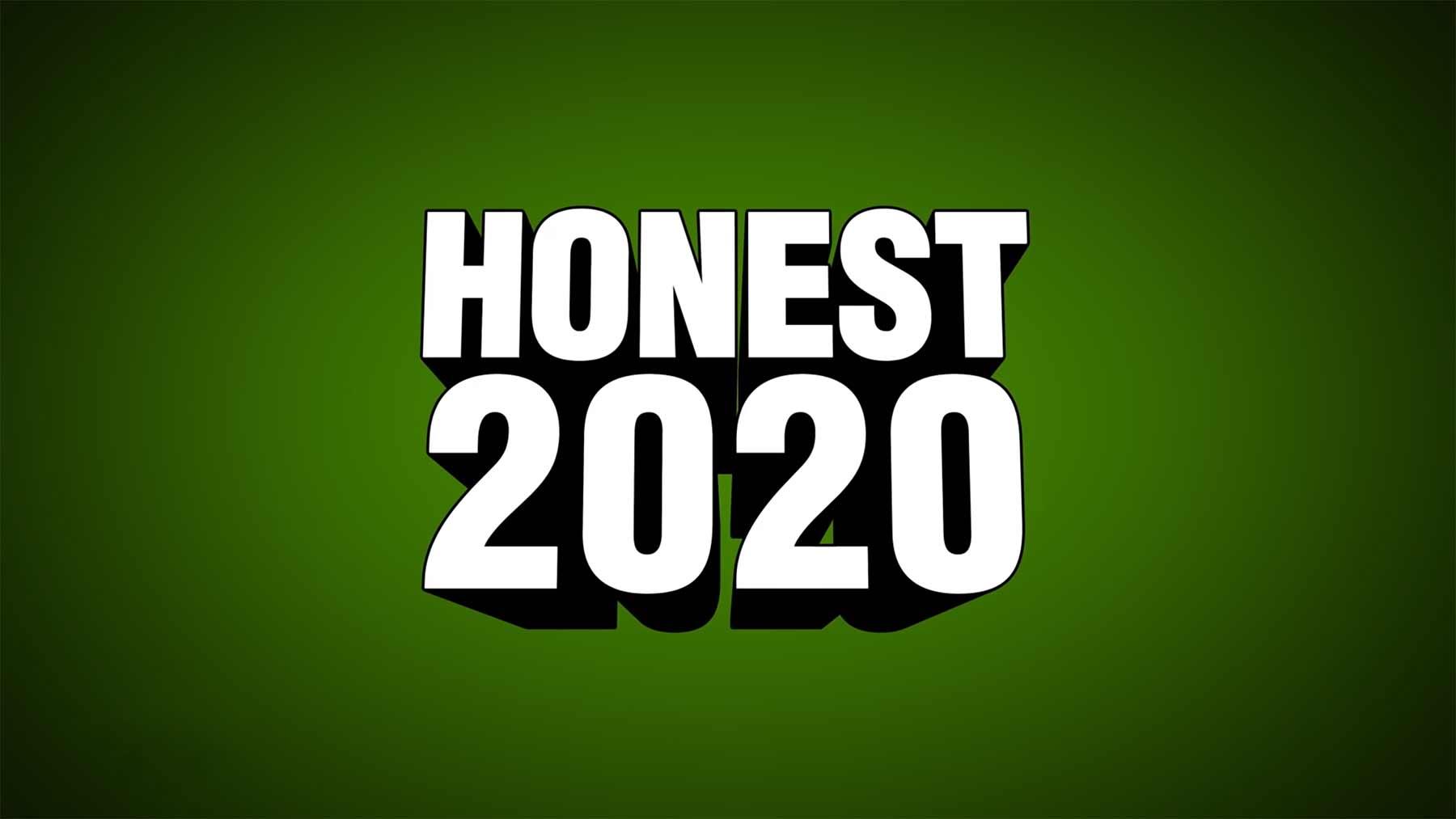 Honest Trailers: 2020
