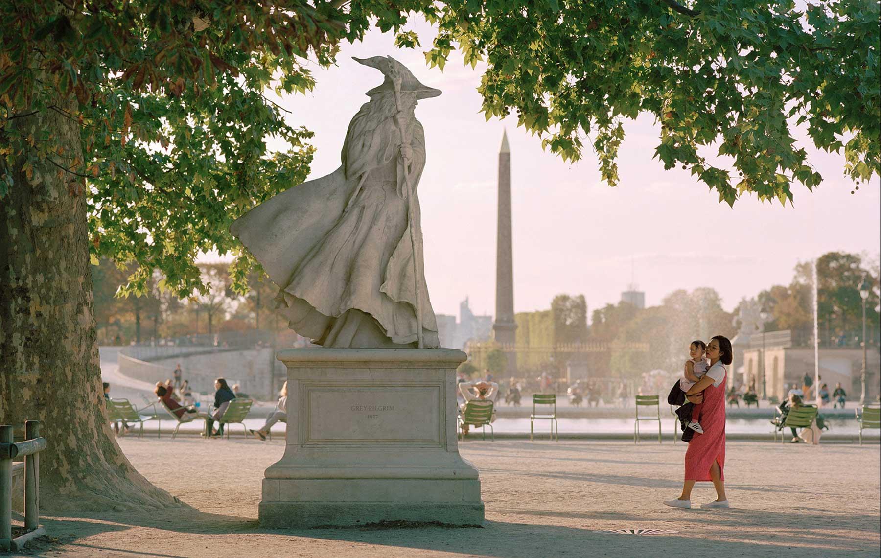 Popkulturen-Statuen