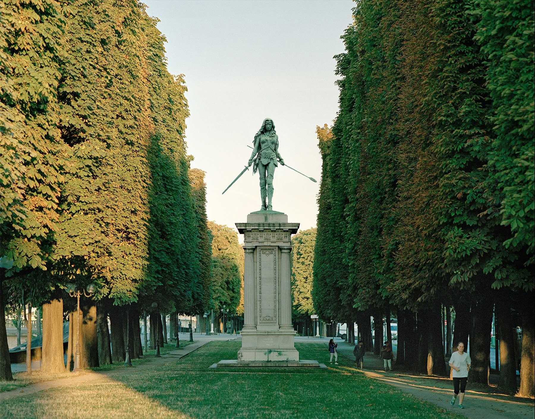 Popkulturen-Statuen Monuments_Benoit-Lapray_07