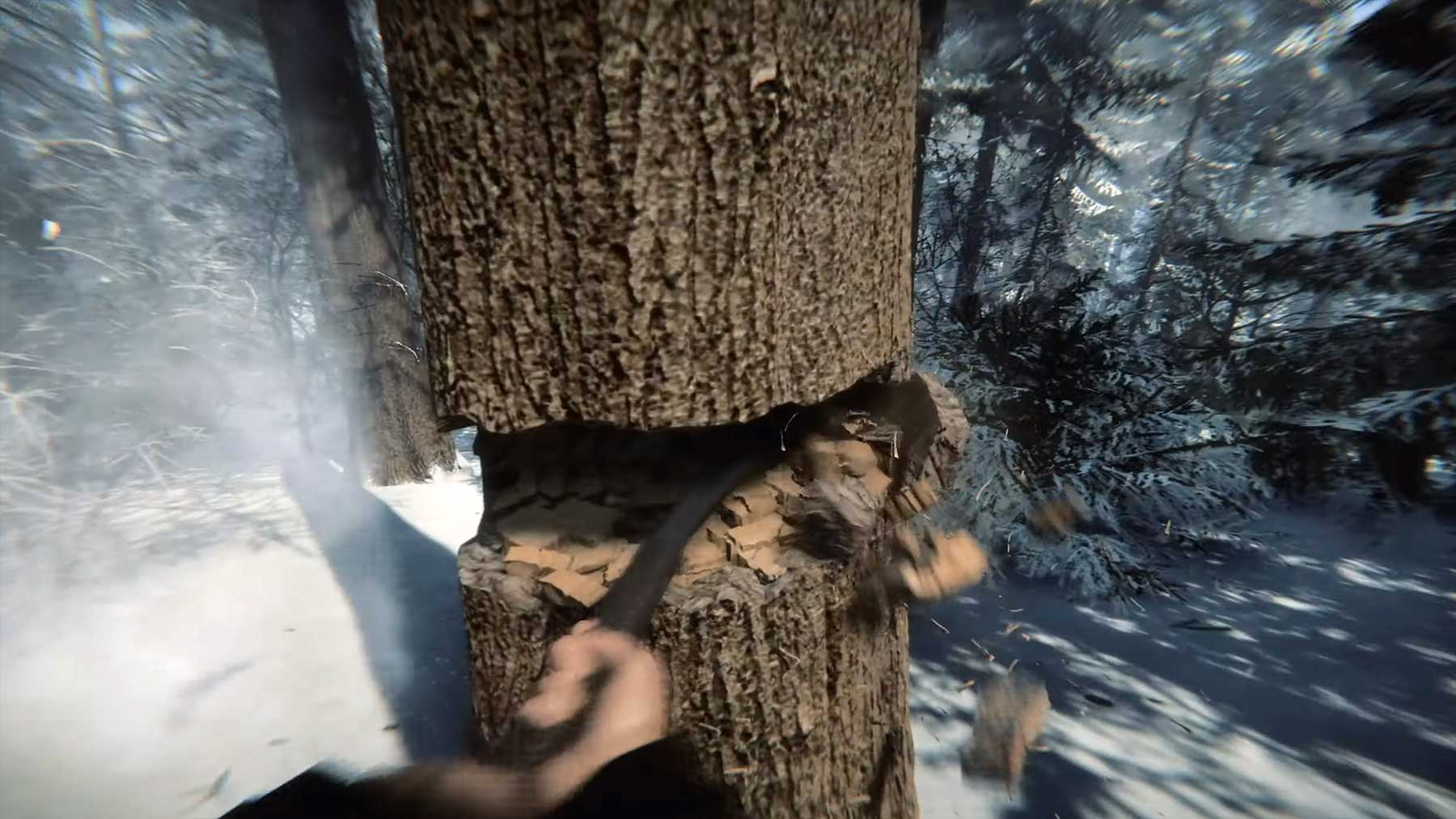 """Gameplay-Trailer: """"Sons of the Forest"""""""