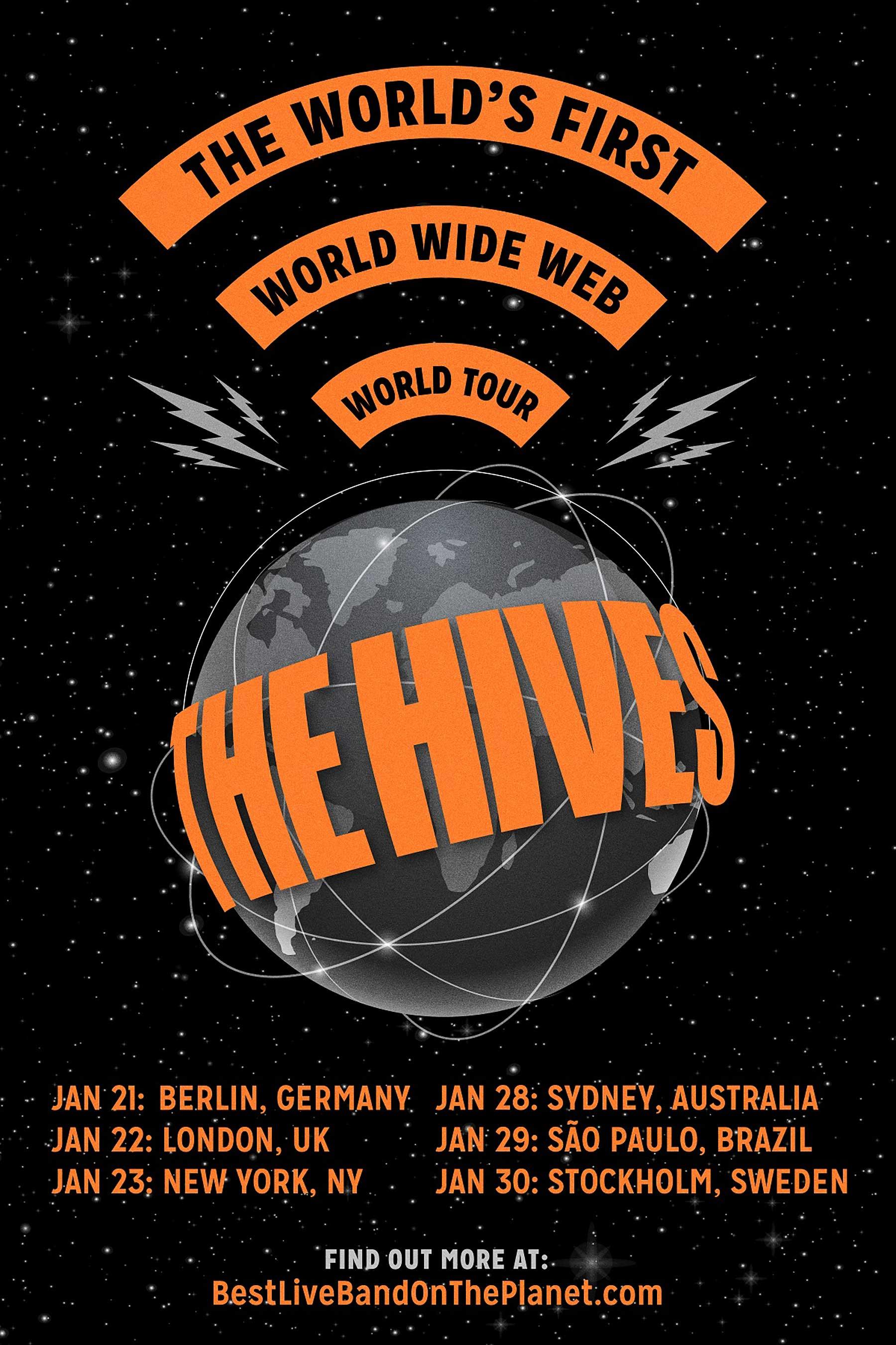 The Hives gehen im Januar 2021 auf große Welttournee (im Internet) The-Hives-Live-World-Tour-2021_02