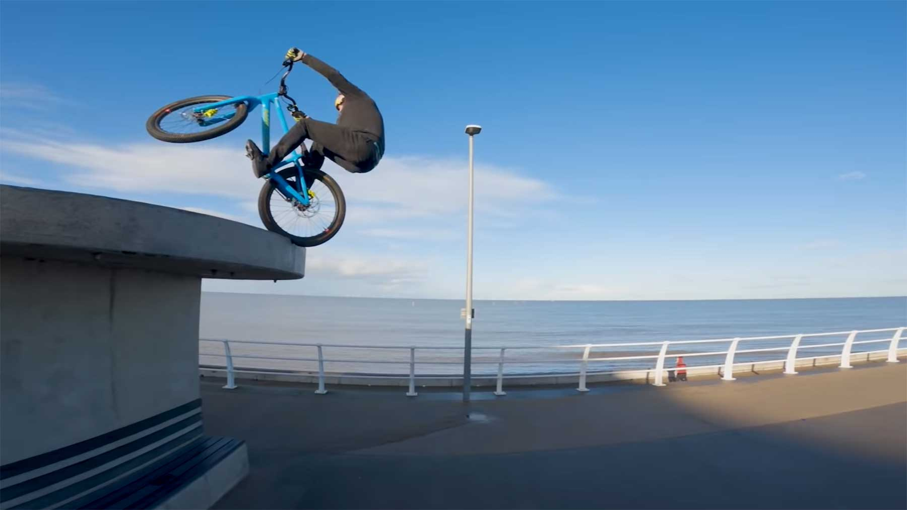 "Danny Macaskill & Duncan Shaw: ""A Trip to the Seaside"" a-trip-to-the-seaside"