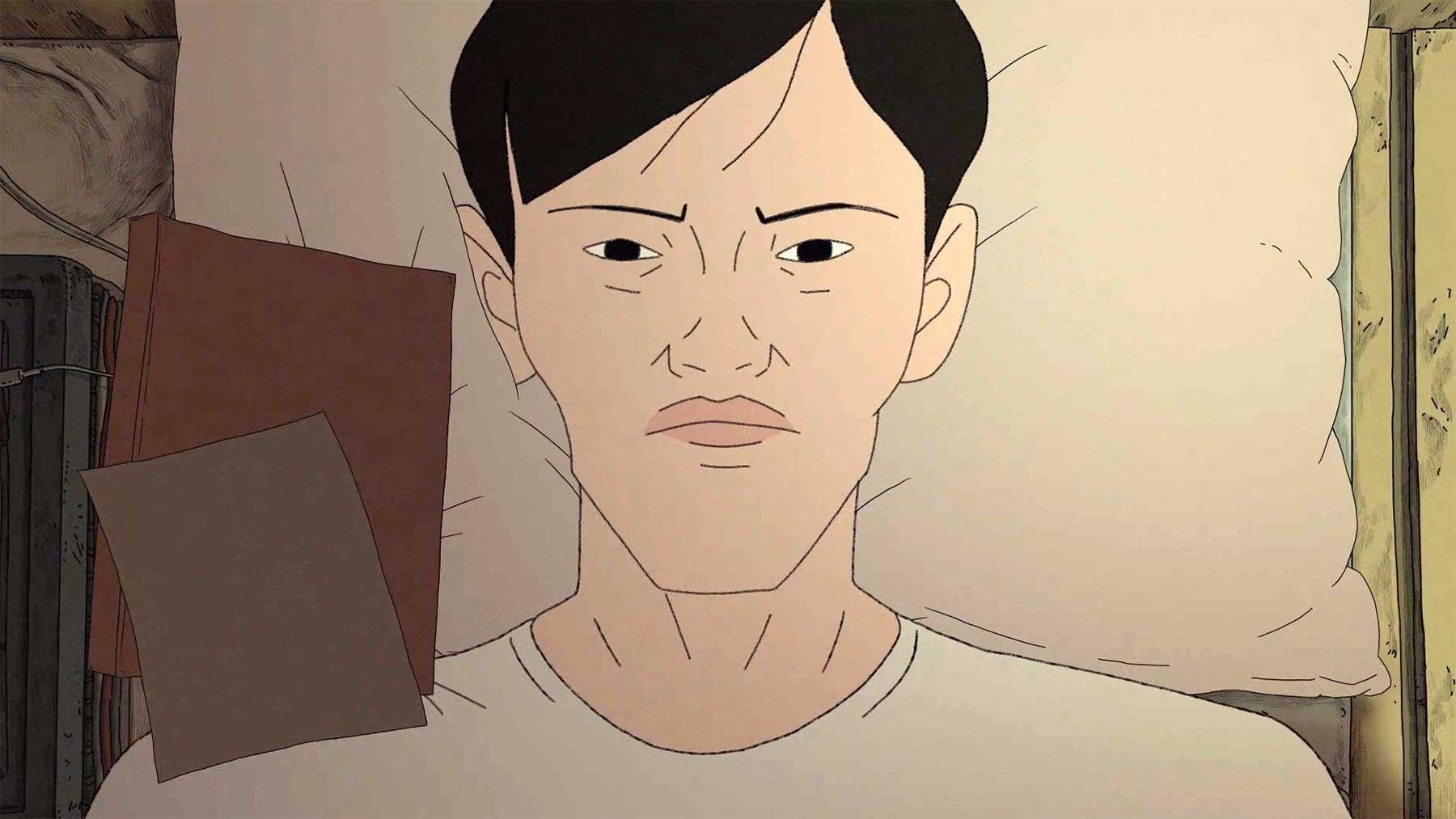 Kann man nicht ein Mal in Ruhe einschlafen?! animierter-kurzfilm-coffin