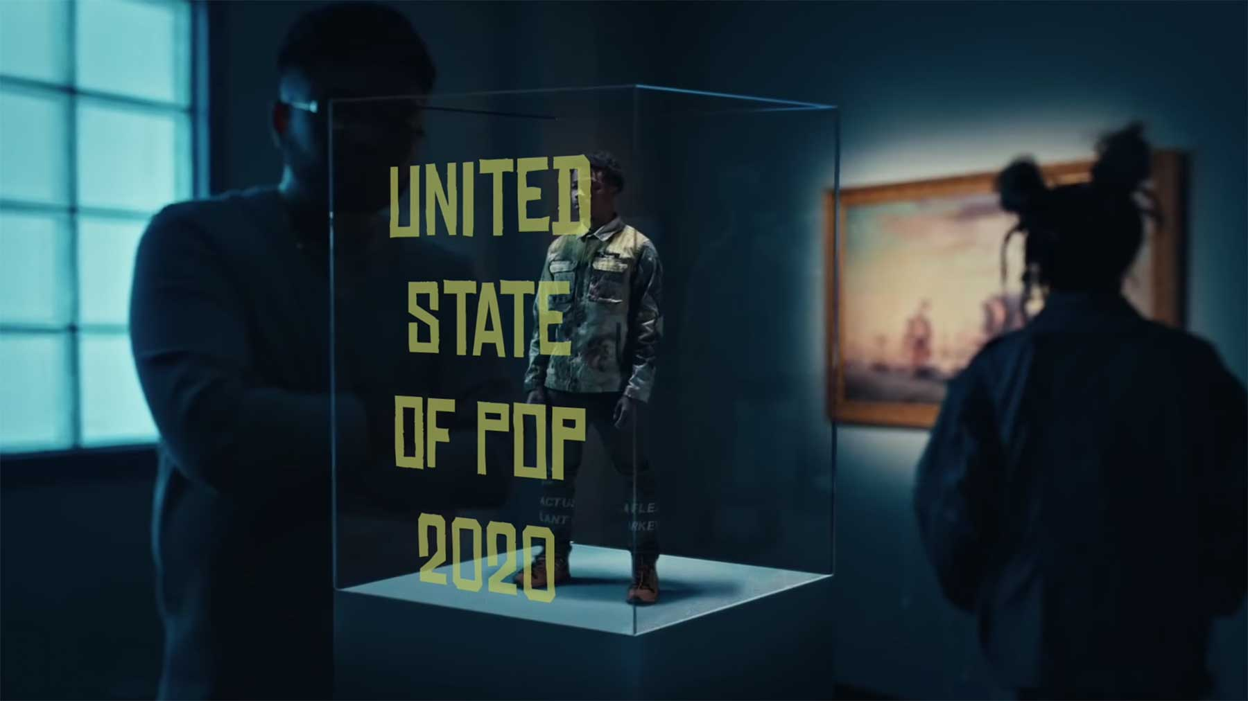 "Jahres-Mix: DJ Earworm Mashup – ""United State of Pop 2020"""