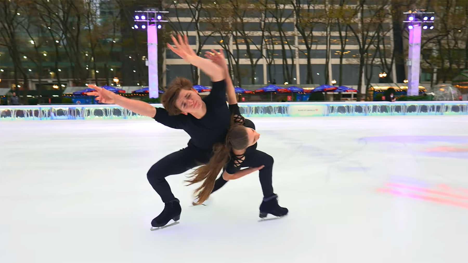 """Tolle Eiskunstlauf-Choreografie zu """"Nothing Else Matters"""" eiskunstlauf-zu-nothing-else-matters"""