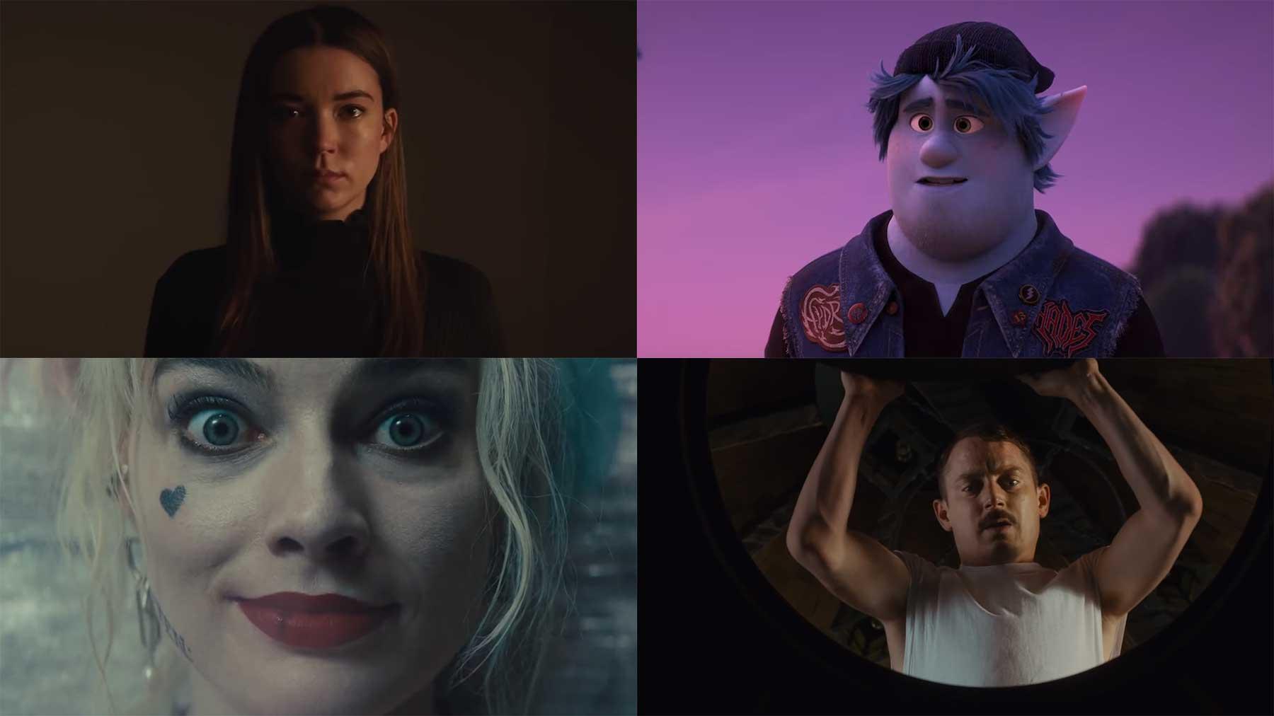 Die besten Filme des Jahres 2020 im Mashup-Trailer