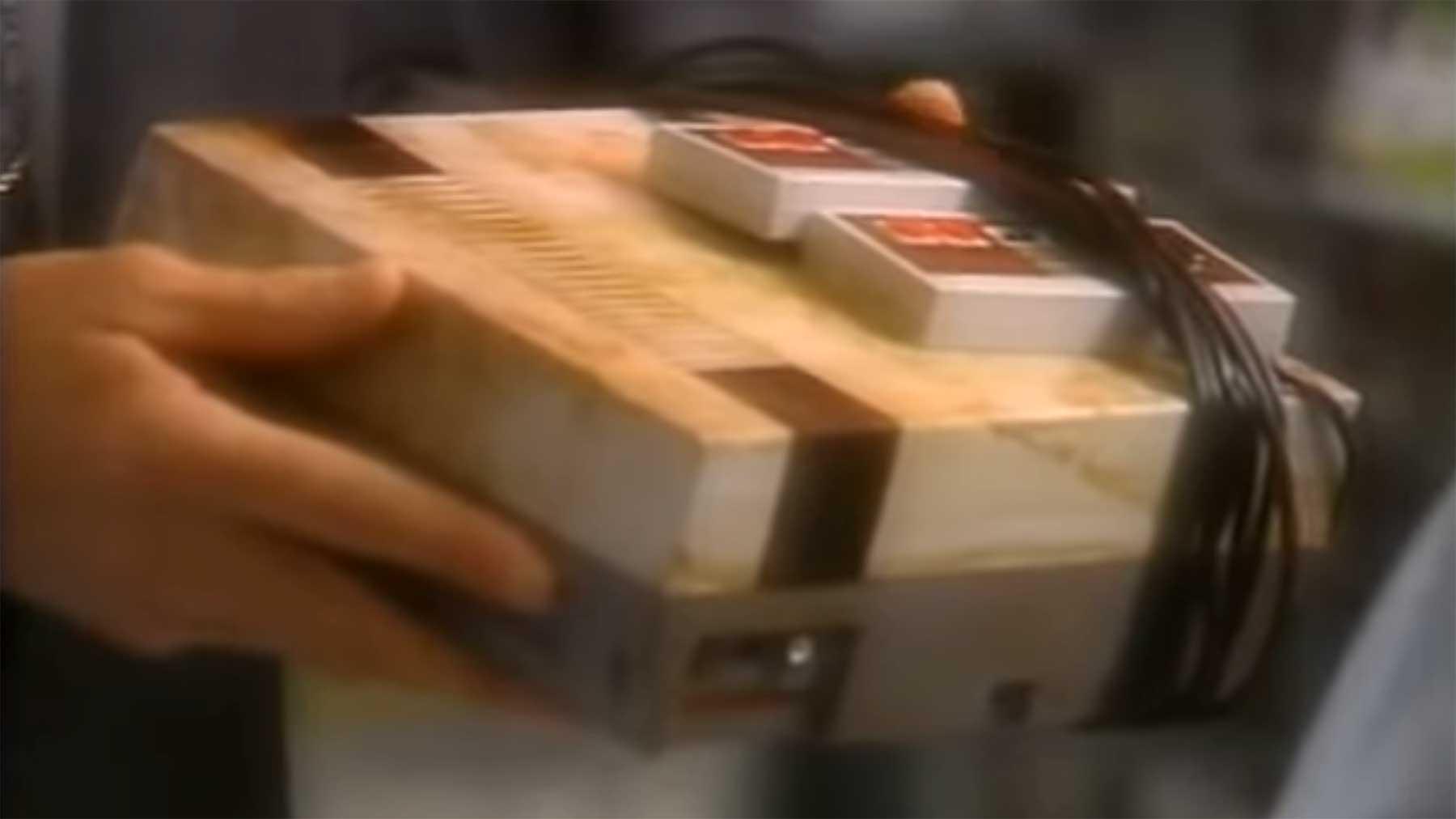 Nintendo Lehrvideo aus dem Jahr 1991