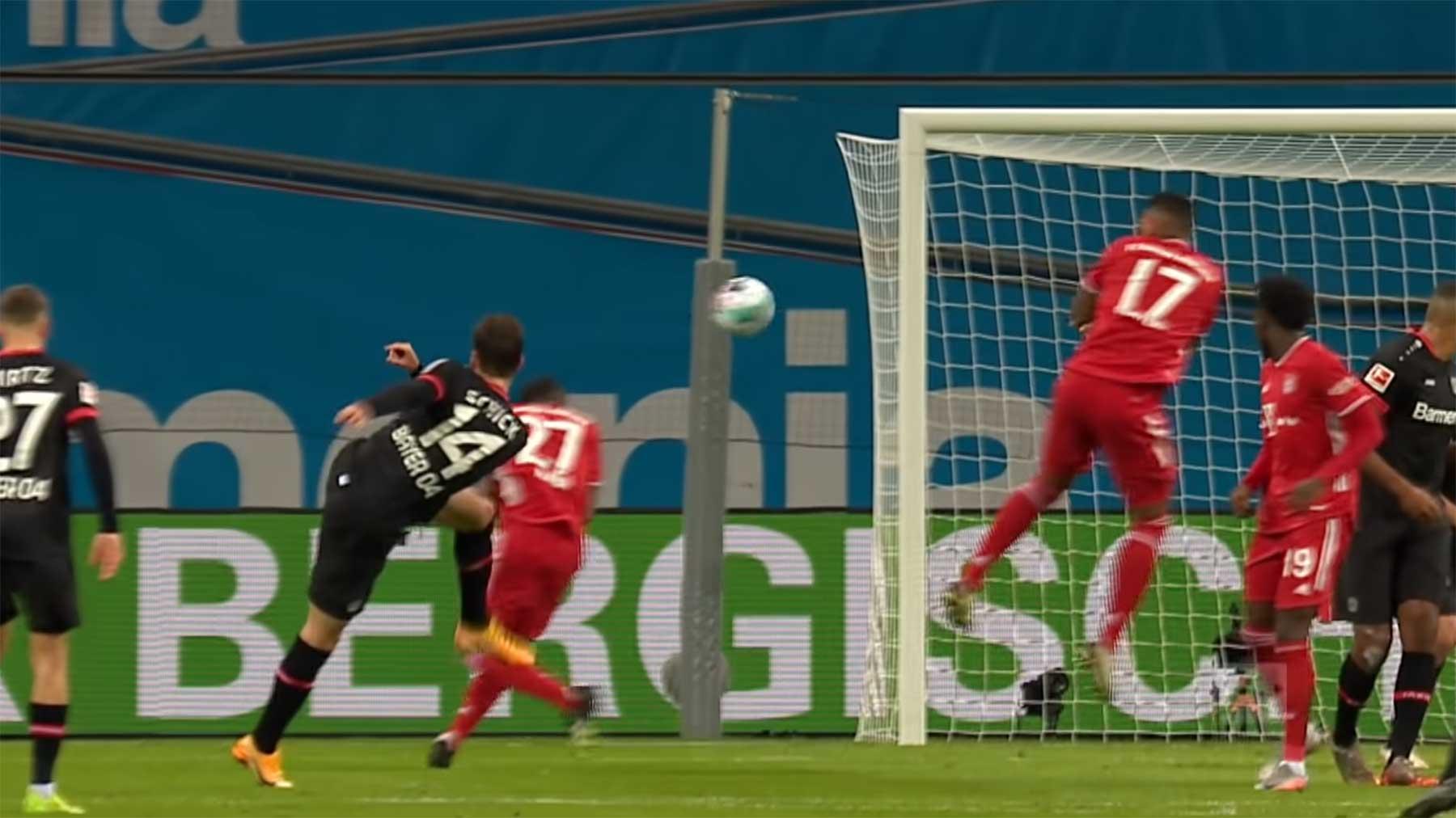 Die 10 schönsten Tore des Bundesliga-Jahres 2020
