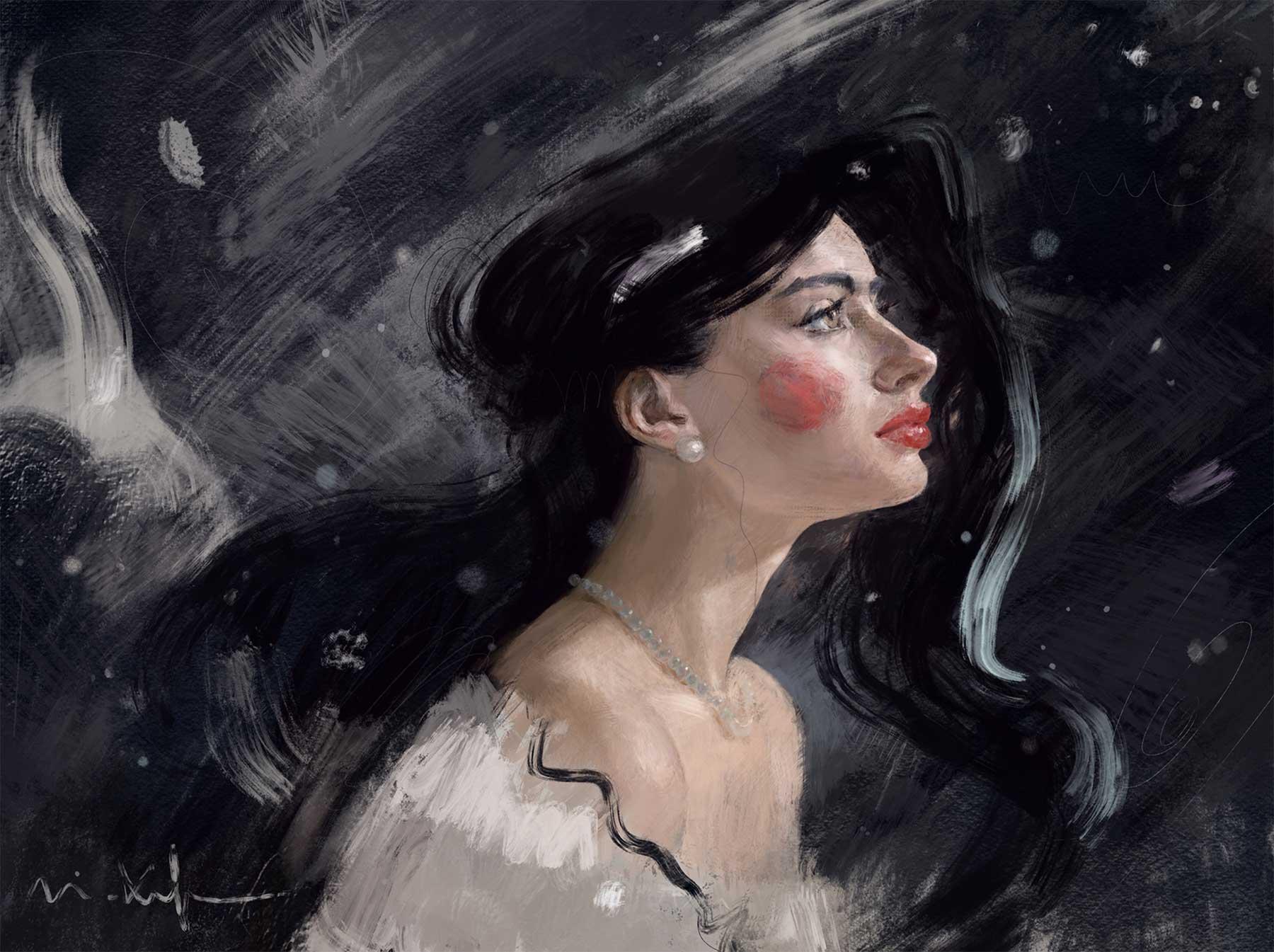 Malerei von Ilya Haharev Ilya-Haharev-paintings