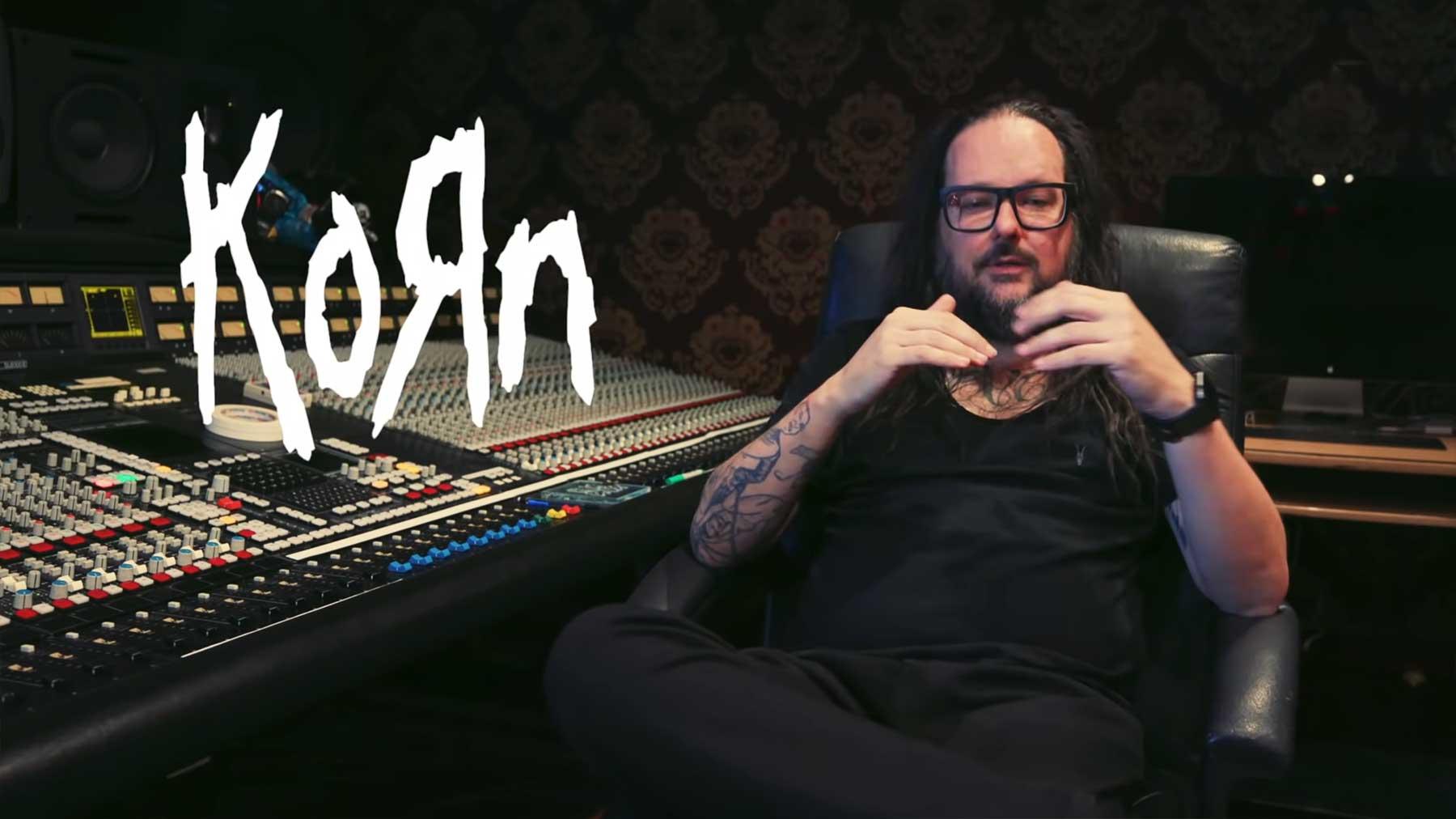 """Wie Jonathan Davis das Band-Logo von """"KoRn"""" erstellt hat KoRn-Bandlogo-erklaerung"""
