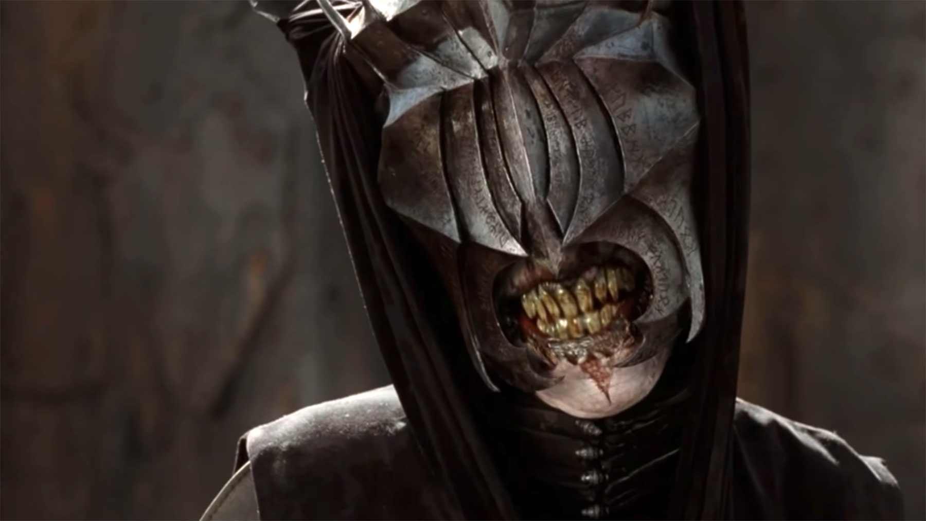 Wenn Saurons Mund mit Menschenstimme reden würde…