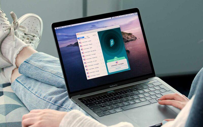 Sicherer und flexibler surfen mit dem Surfshark VPN