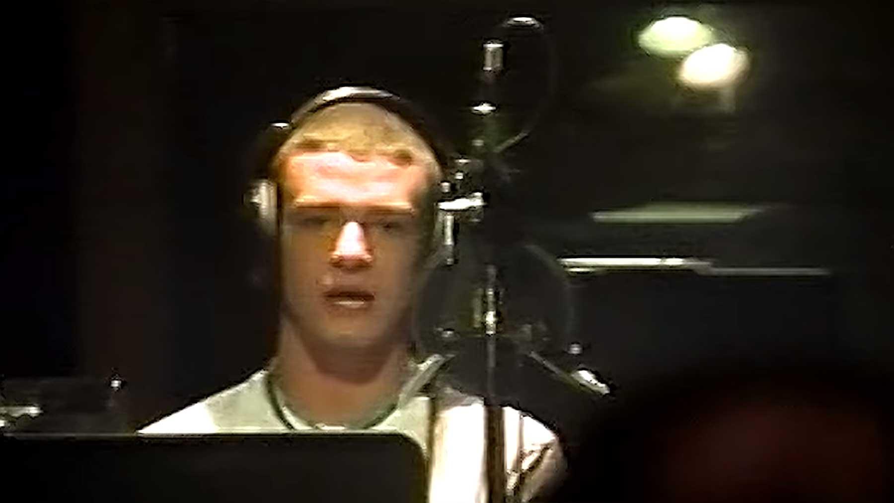 Dokumentation zur Aufnahme des ersten Solo-Albums von Justin Timberlake