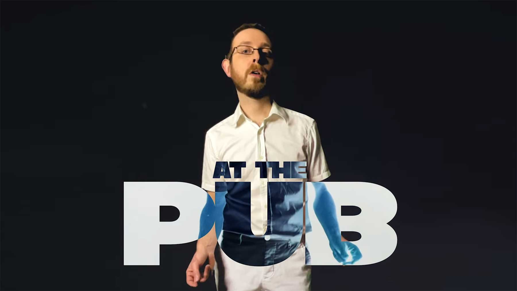 "Brett Domino will wieder in ""The Pub"""