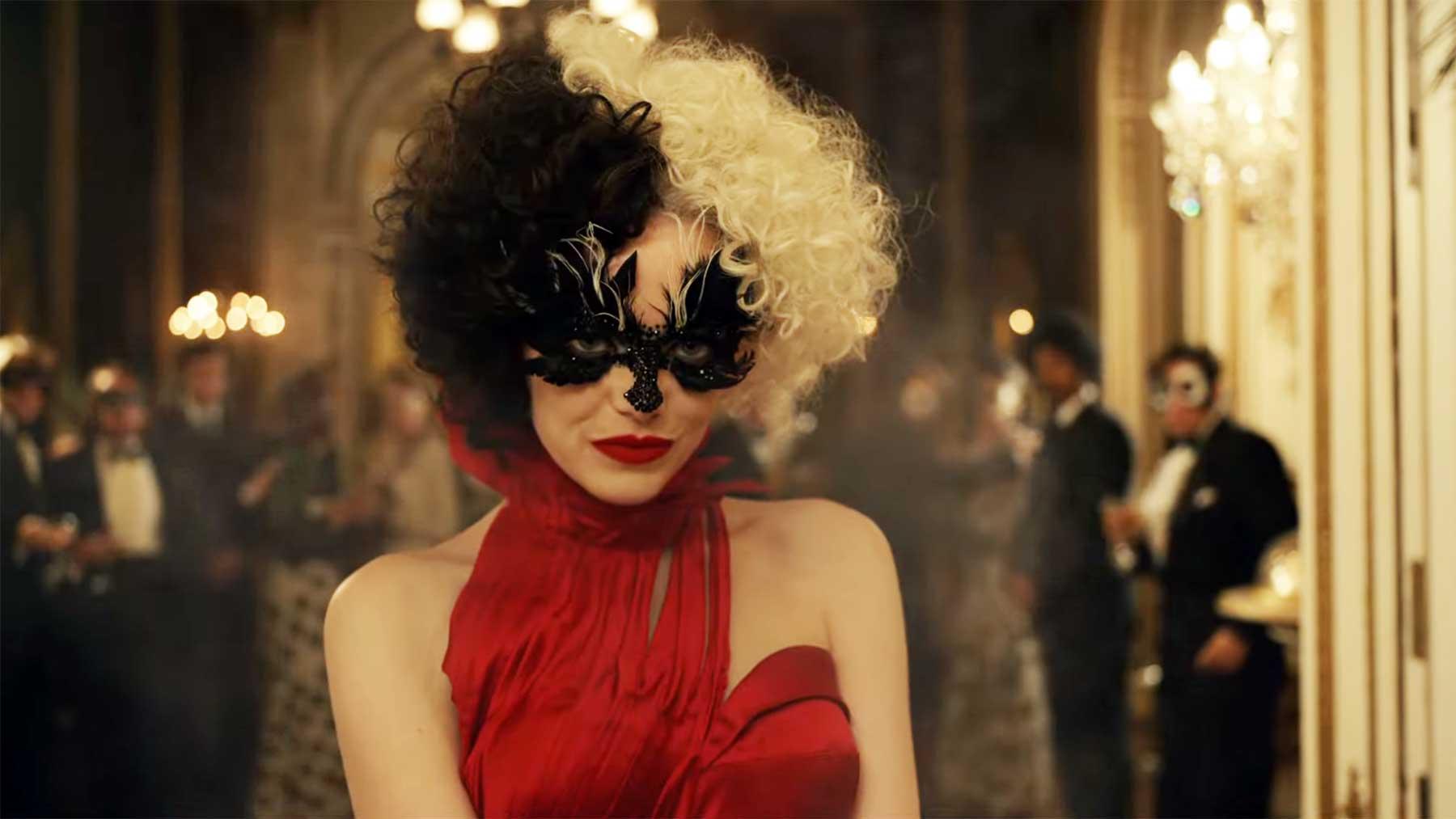 "Emma Stone ist ""Cruella"" (Filmtrailer)"