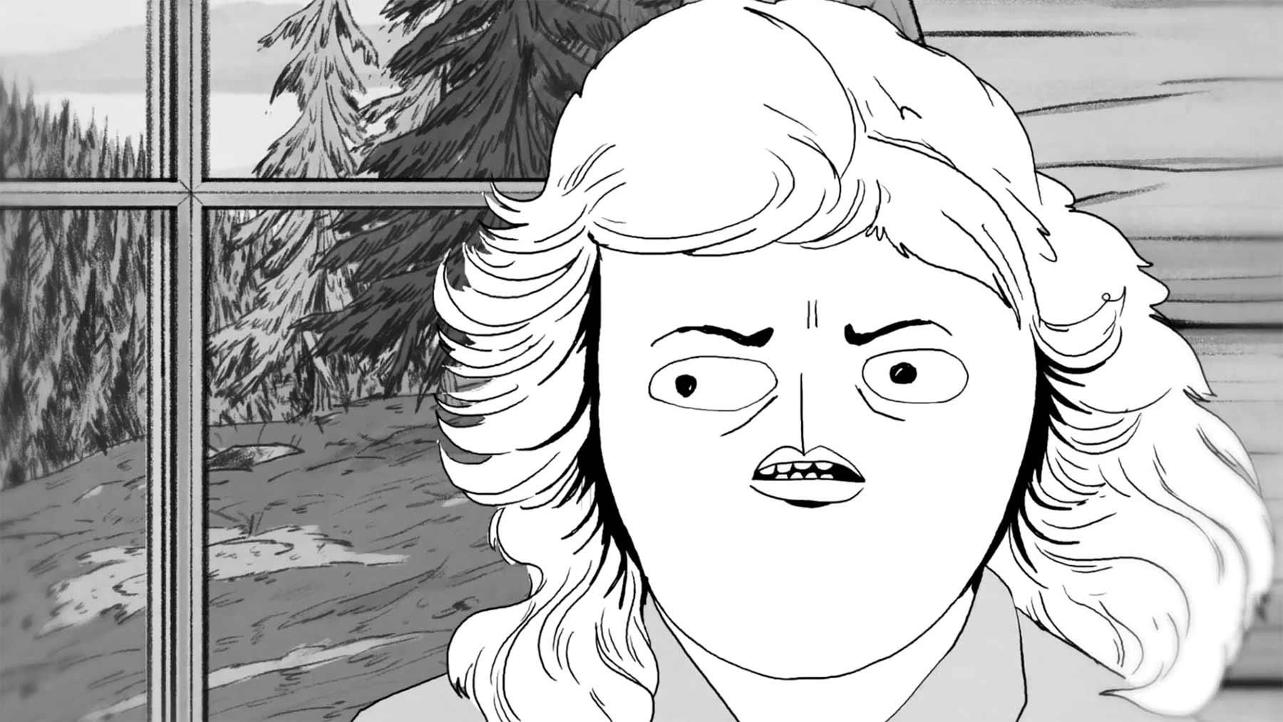"""Animierter Kurzfilm """"Derecho"""""""