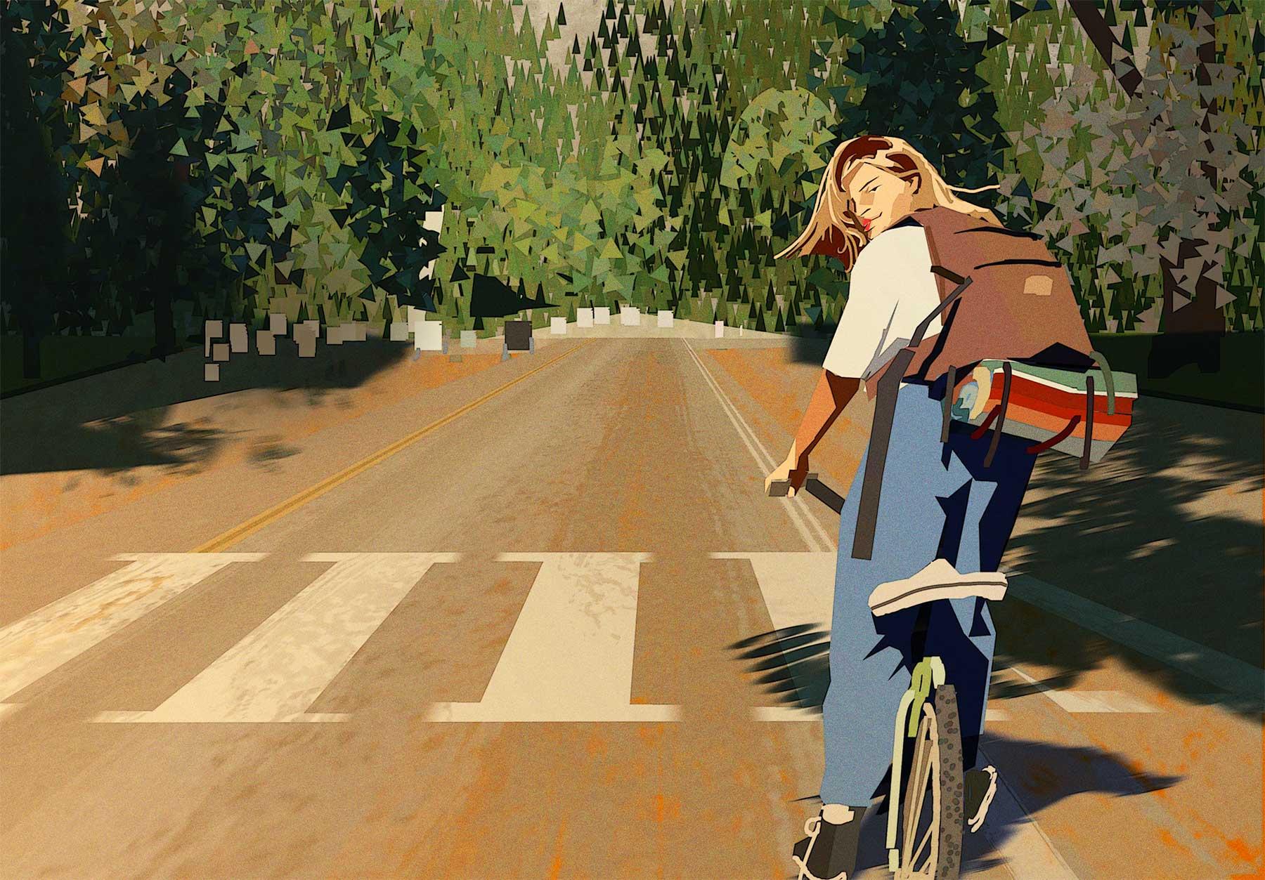 Illustrationen von Henry Wong