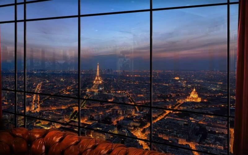 Eine Stunde in einer Jazz Bar in Paris