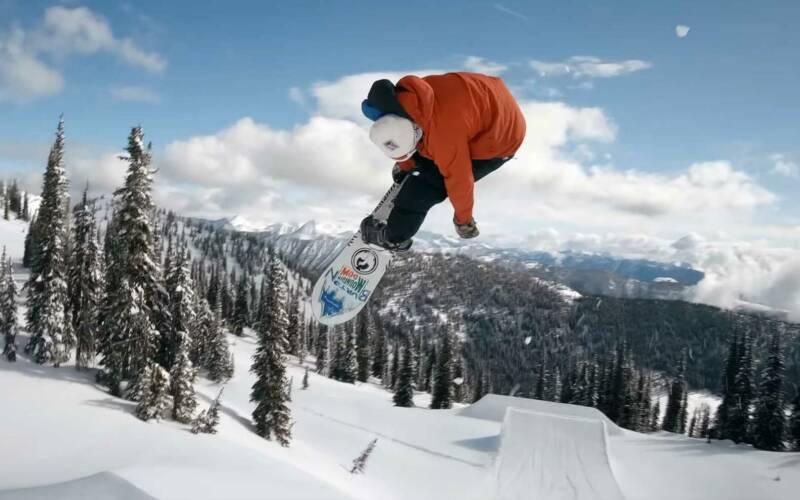 """Snowboarding: Shredbots – """"LIGHT"""""""